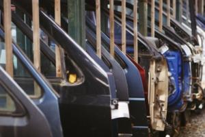 Prodej náhradních dílů na auta
