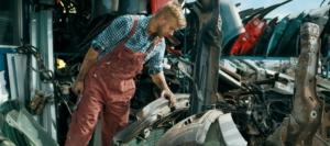 Výkup vozidel na náhradní díly, ekologická likvidace aut